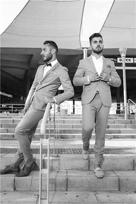 ביגוד מעוצב לחתנים