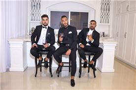 חליפות מעוצבות לחתן בצבע שחור