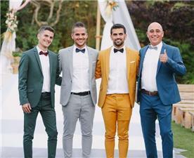 ביגוד מחויט לחתנים