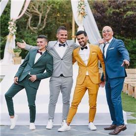 הלבשת גברים