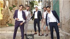חליפת חתן: קולקציית 2018, חליפת שני חלקים, חליפת שלושה חלקים, חליפה בגזרה ישרה, חליפה בדוגמה משובצת, חליפה בדוגמה חלקה, חליפה בצבע אפור, חליפה בצבע כחול, חליפה בצבע חום - ישמחתני-חליפות חתן