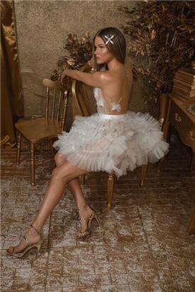 שמלת כלה דגם קליפסו