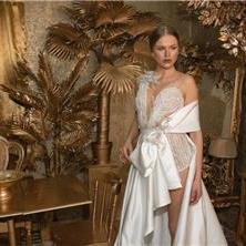 שמלת כלה מעוצבת - ELOR