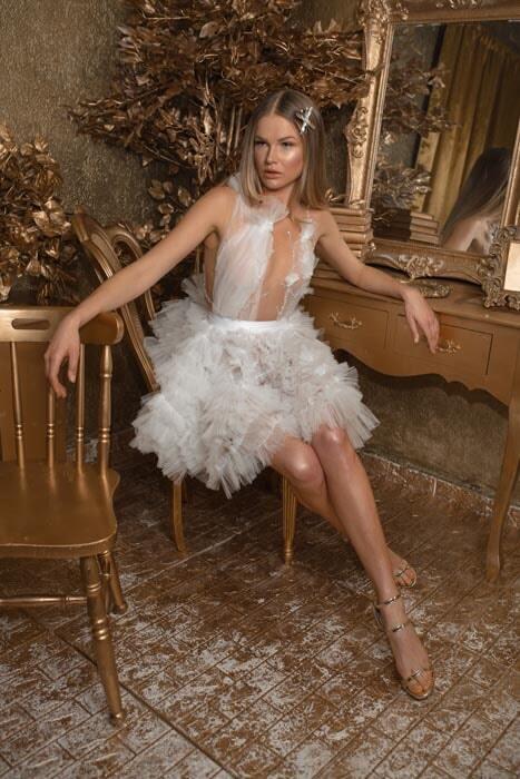 שמלת כלה קליפסו