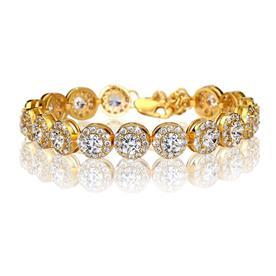 צמיד יהלומים