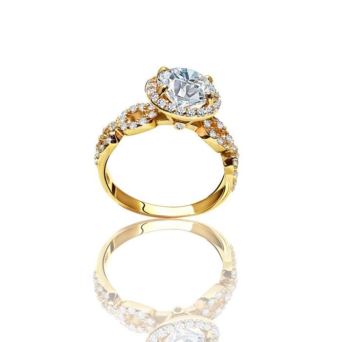 טבעת בסיגנון וינטג