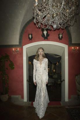 שמלת כלה מקסי רחבה