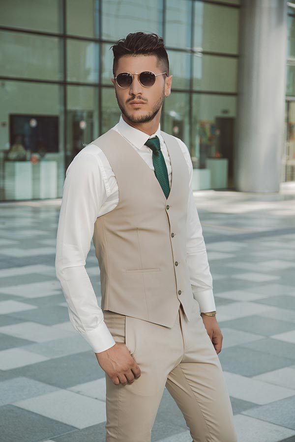 חליפה לגבר - דיפלומט