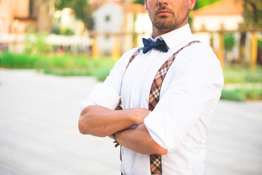 חליפות חתן- חולצה מכופתרת אלגנטית