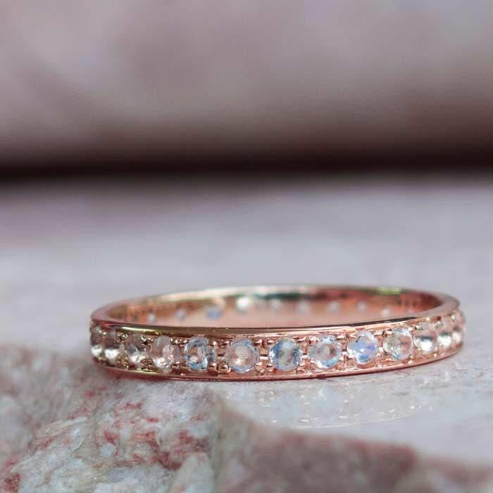 טבעת עגולה זהב יהלומים