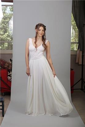שמלת כלה של לירון ברעם