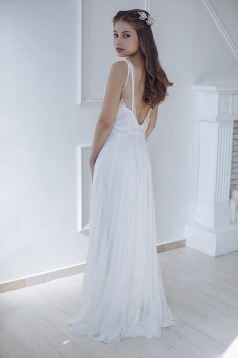 שמלות ערב עם שרוולים