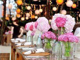 הפקת אירוע - פרחים עיצוב אירועים