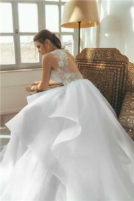 שמלת בעיצוב מיוחד