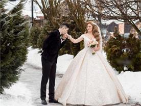שמלת כלה ושמלת ערב - מרטין מוניו