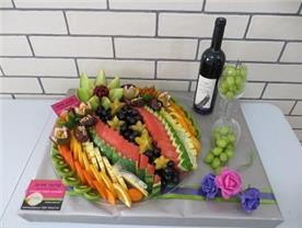 ארגון והפקת אירוע - פרוטי סטייל- עיצובי פירות מיוחדים