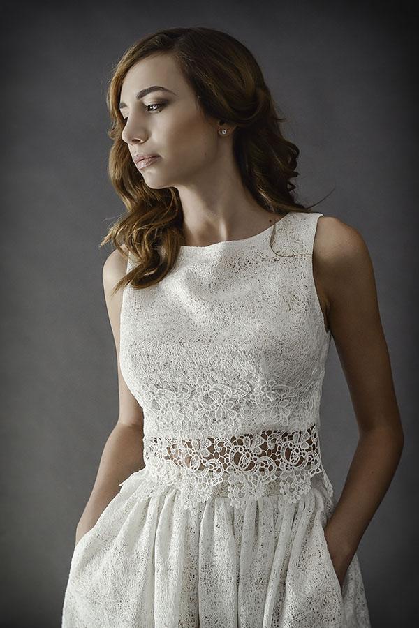 שמלת כלה בעיצוב אלגנטי