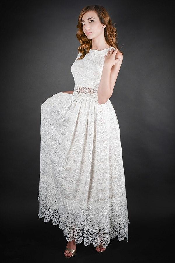 שמלת כלה של נטלי קריינין