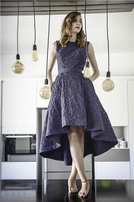 שמלות ערב לחתונה כחולה