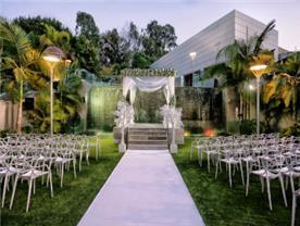 גן אירועים - חצר נצר