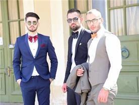 חליפת חתן - BONO - בונו חליפות חתן