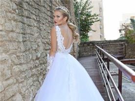 שמלת כלה ושמלת ערב - פאולין סלון כלות