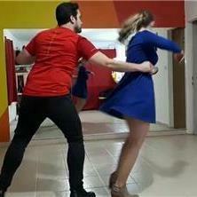 שיעור ריקוד פרטי