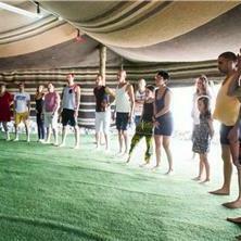 סדנת ריקוד קבוצתית