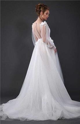 אוקסנה פוקרסוב - מעצבת שמלות כלה