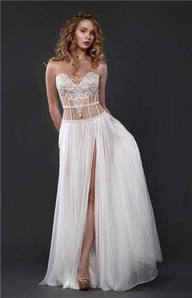 שמלת בעיצוב קלאסי