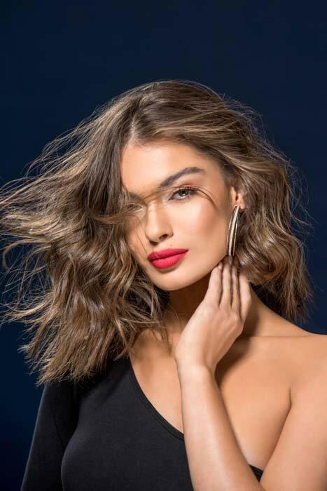יעל ריבלין - עיצוב שיער ואיפור
