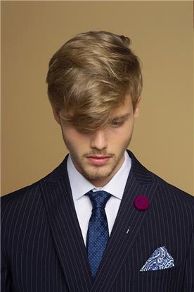 חליפת חתן: חולצה, חליפת שני חלקים, חליפה בגזרה ישרה, חליפת פסים, חליפה בדוגמה חלקה, חליפה בצבע שחור - באמוס סקוור - Bamoss square