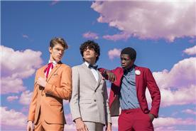 חליפות חתן בצבעי קיץ