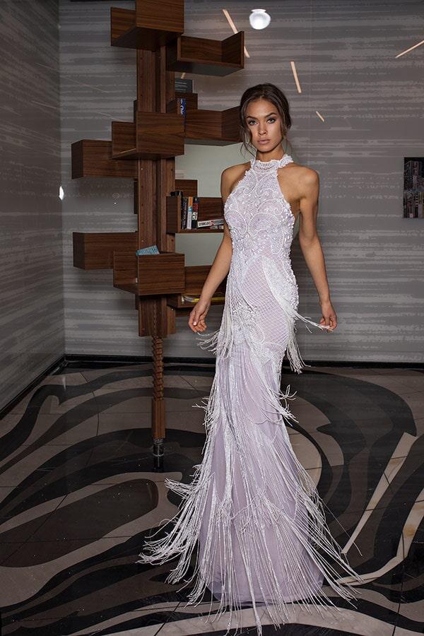 שמלת כלה מיוחדת ומעוצבת