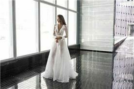 שמלות כלה אורגנזה