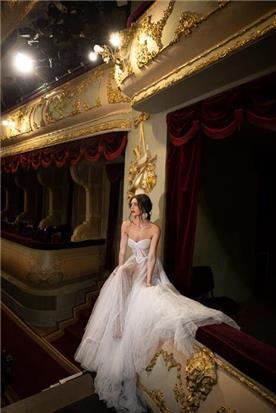 שמלות ערב עם שיפון