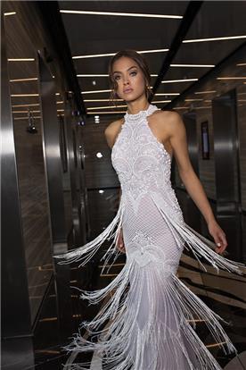 שמלת כלה מעוצבת מיוחדת