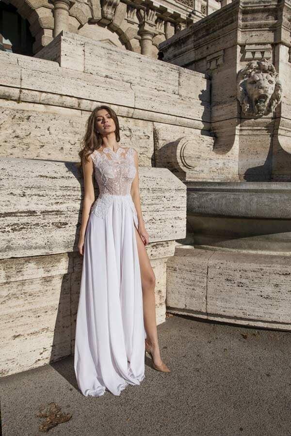 שמלת כלות של דימיטריוס דליה