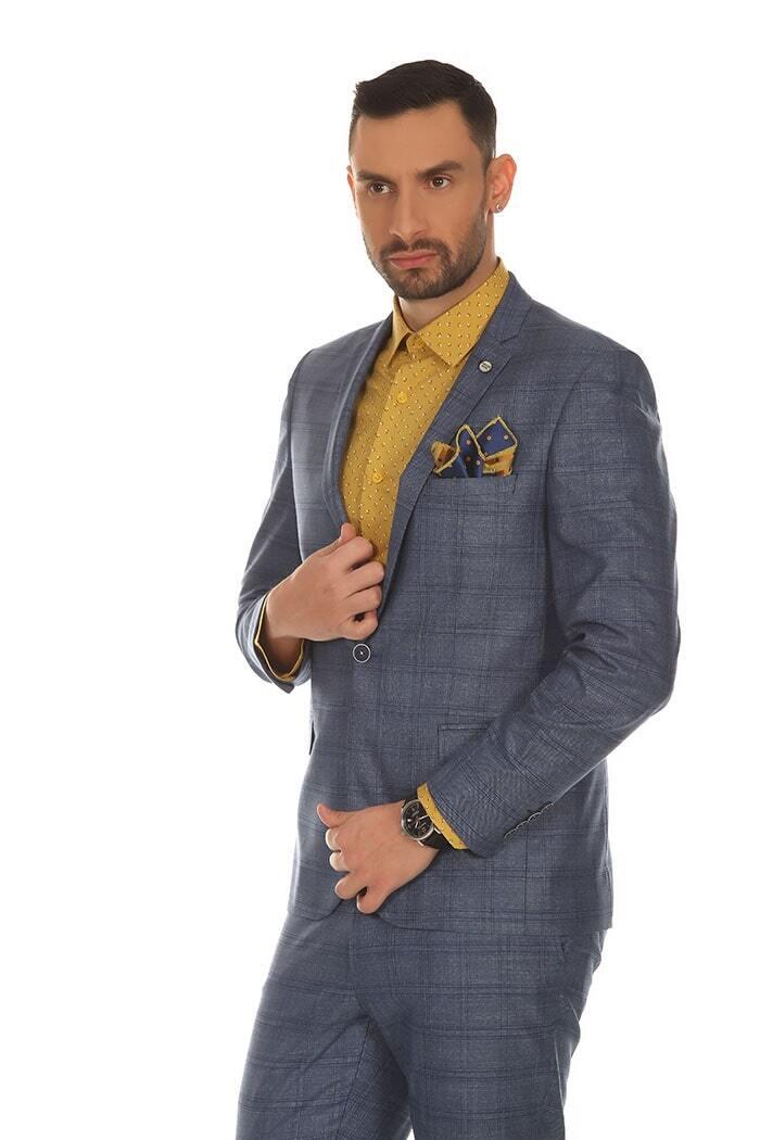 חליצה מעוצבת לגבר