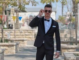 חליפת חתן - BAMOSS - באמוס חליפות חתן