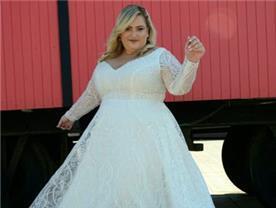 שמלת כלה ושמלת ערב - sveta swan שמלות כלה במידות גדולות