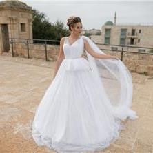 נור חאג' - Noor Haj - Bridal Designer