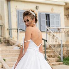 שמלות כלה באזור הצפון - Noor Haj - Bridal Designer