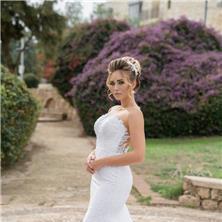 שמלות כלה בצפון - Noor Haj - Bridal Designer