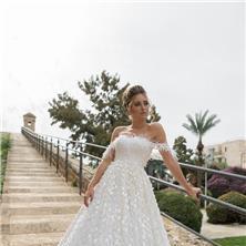עיצוב שמלות כלה - Noor Haj - Bridal Designer
