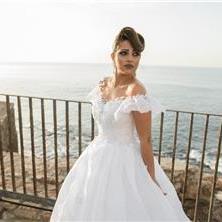 שמלות כלה - Noor Haj - Bridal Designer