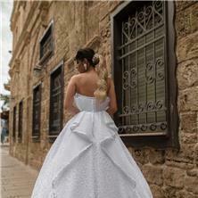 מעצבת שמלות כלה בצפון - Noor Haj - Bridal Designer