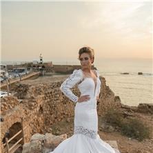 שמלת כלה - Noor Haj - Bridal Designer