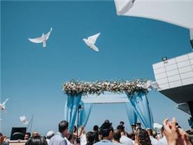 גן ואולם אירועים - דולוס - מתחם אירועים