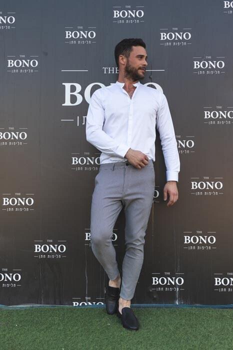 בגדים מעוצבים לגברים